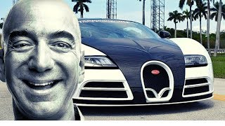 Jeff Bezos Car Collection And Private Jet ✸ $95,000,000 Million Lifestyle