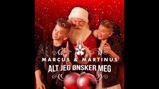 Alt Jeg Ønsker Meg - Marcus & Martinus (Lyrics - English/Español/Norsk)