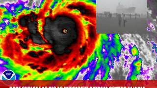 India Cyclone October 2013 as Big as Hurricane Katrina