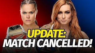 Why Becky Lynch Vs Ronda Rousey At WWE Survivor Series Is CANCELLED