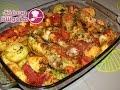 Tubidy أسهل صينية دجاج  بالبطاطس و الخضر في الفرن  وجبة عشاء سريعة / poulet au patates et légumes au four