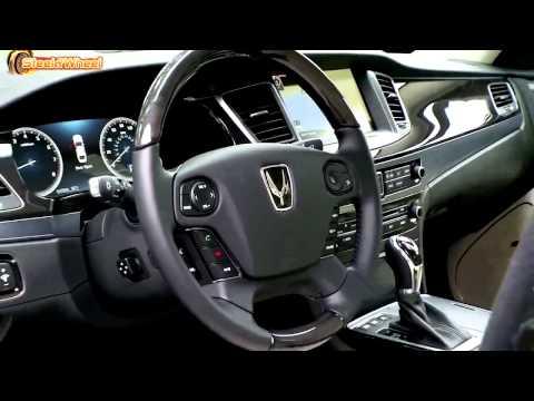 Обзор НОВОГО Хюндай New 2015 Hyundai Equus Design