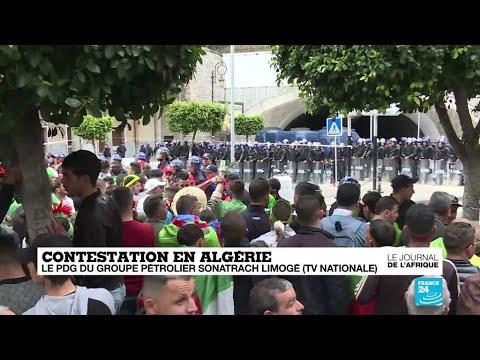 Algérie, l'opération de la justice algérienne contre la corruption
