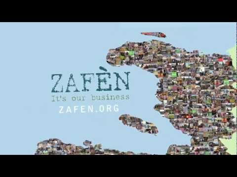 Zafen - Empower a growing business in Haiti!