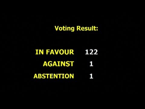 122 Countries Overcome U.S. Opposition And Pass Landmark U.N. Global Treaty To Ban Nuclear Weapons