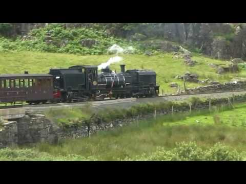 Welsh Highland Railway Renaissance