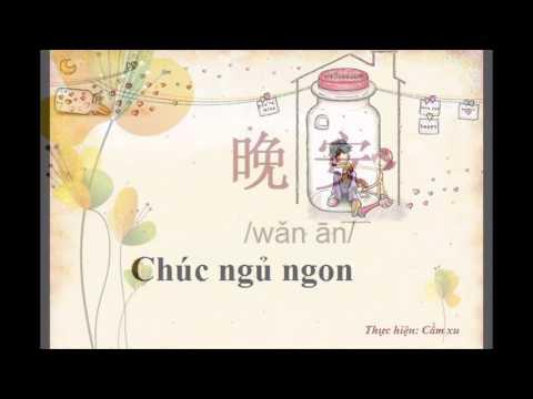 Học tiếng Trung dễ như ăn kẹo - Bài 6: Chào hỏi