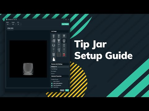 How to Set Up a Tip Jar on Your Stream Mp3