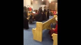 Arwen & Ytera Praise Dancing