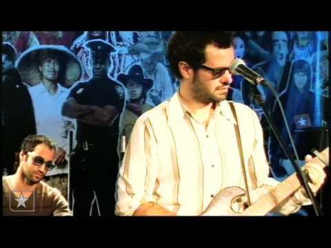Marcelo Jeneci em Dar-te-ei no Estúdio Showlivre