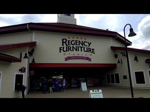 Game-day Tour Of Regency Furniture Stadium (Southern Maryland Blue Crabs - Atlantic League Baseball)