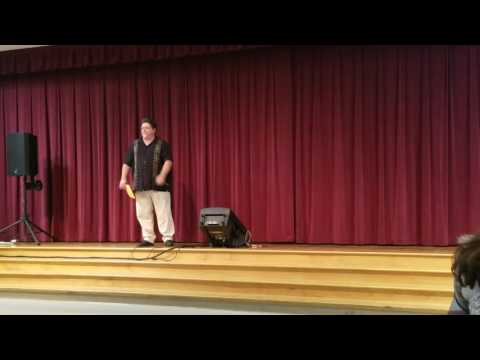 Lincolnton Middle School Talent Show (part 1)
