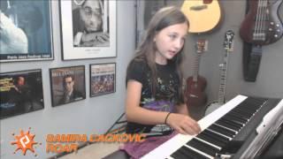 Roar piano cover by Samira Cackovic