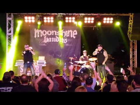"""Dead Man's Hand"" Moonshine Bandits @ Gas Monkey B"