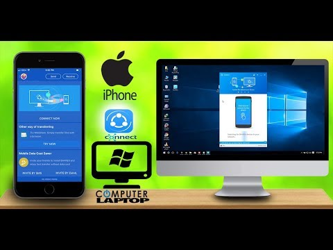 Learn how to mirror your iPhone screen to your Windows PC computer fast, easy & free! We'll show you.