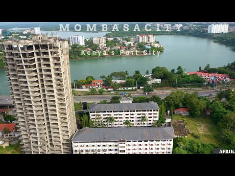 Let's Go To Mombasa, Kenya's Second Largest City - Africa
