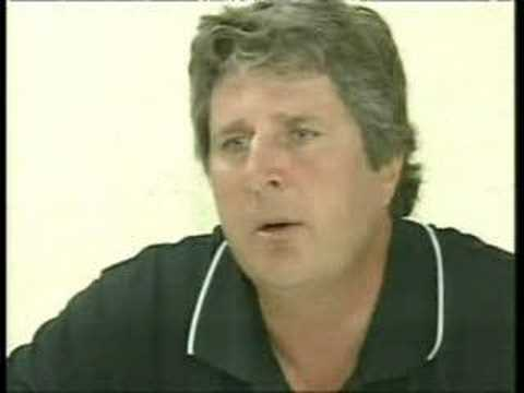 Mike Leach Has Outburst, Too