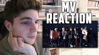 BTS NOT TODAY MV REACTION [FRENCH]