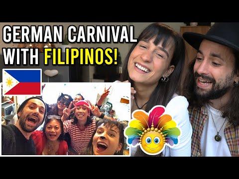 FILIPINO Carnaval in GERMANY – Filipino Community Germany