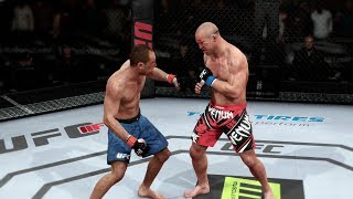 EA UFC (PS4): Royce Gracie (DLC) vs Wanderlei Silva Middleweight Championship Match thumbnail