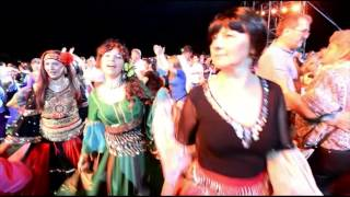 Festiwal Romów w Ciechocinku. Don Vasyl porwał tłum
