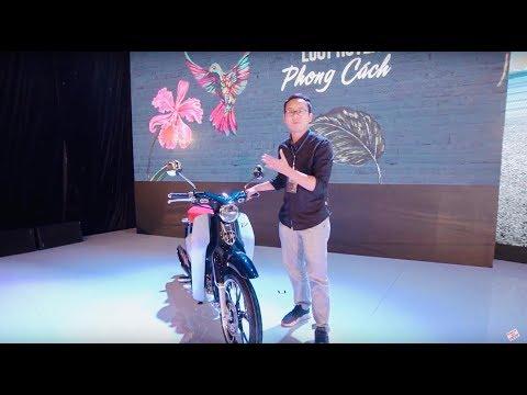 Tìm hiểu nhanh Honda SuperCub 125 vừa ra mắt giá 85 triệu đắt ngang SH |XEHAY.VN|