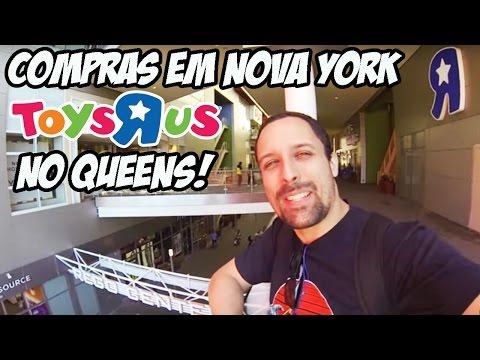 Compras em Nova York: Toys R Us no REGO CENTER - Queens