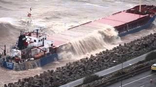 Accidents With Cargo Ships  - Cargo Ship Accidents