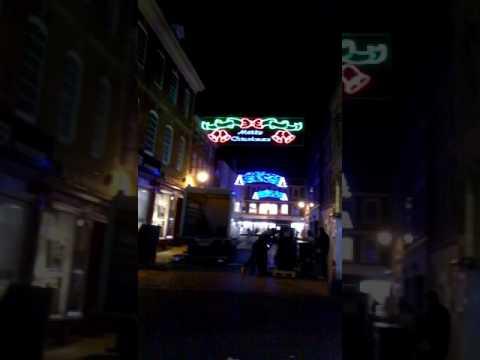 Newark-on-Trent, United Kingdom, December 2016