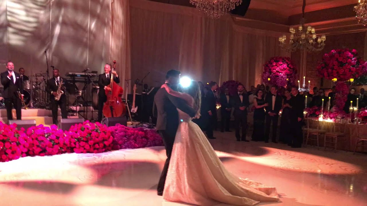 Sofia Vergaras Joe Manganiello First Dance As Husband And Wife