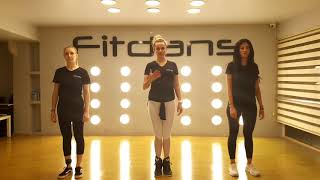 Fitdans | Dance Choreography | Handclap Tutorial |