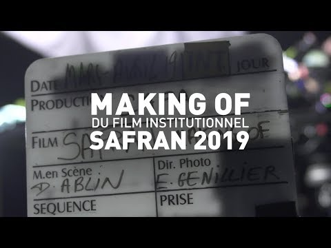 « We build the future » : making-of du film institutionnel