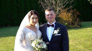 Przepiękny ślub Oli i Daniela.