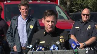 Search for Bodies Continues Amid California Inferno