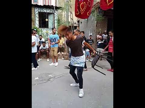 رقص دق فاجر بالكرسي صالح فوكس مولعها في ارض عزيز عزت 2018 thumbnail