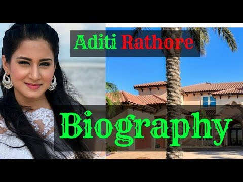 Aditi Rathore Biography 2017 |Dating Affairs (Boyfriend)| Income |Serials |Lifestyle