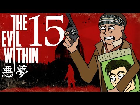 The Evil Within Akumu: Chapter 6 Bad Sentinel Dog BAD! | Part 15 | Ark Thompson Plays