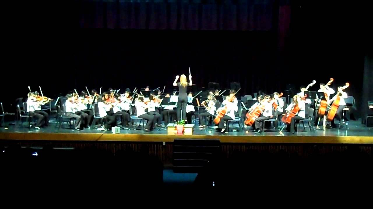 Sailor S Song Truitt Middle School Non Varsity Orchestra