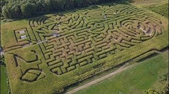Long Acre Farms Macedon, NY - CR Aerial Photography