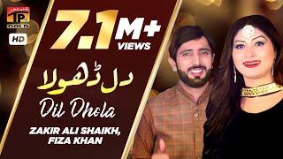 Dil Dhola | Zakir Ali Shaikh, Fiza Khan - Latest Songs 2020 - New Year Latest Punjabi & Saraiki Song