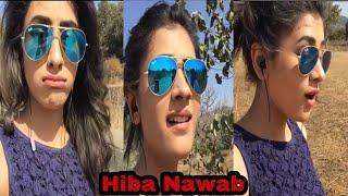 Hiba Nawab - With Her Brother | Hiba Nawab, Nawed Nawab | Going Toward Highway
