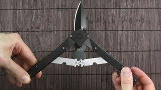 German Pantographic - Paratrooper Knife - Retro Knives ...
