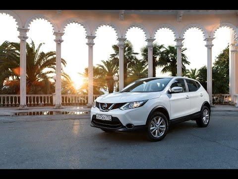 Nissan Qashqai тест драйв 2016: как он изменился?