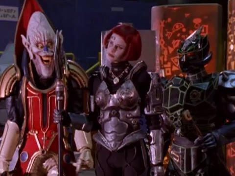 Power Ranger En El Espacio | La muerte de Espectro y Astronema La Nueva Reina del Mal