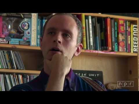 Jens Lekman: NPR Music Tiny Desk Concert