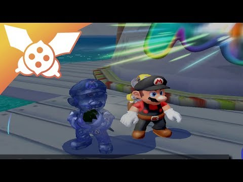 [LP] Super Mario Sunshine (Multijoueur) #05 : Dark Mario en solo