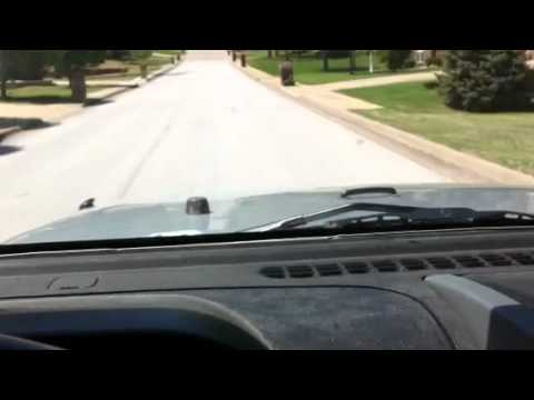 Jeep whining noise