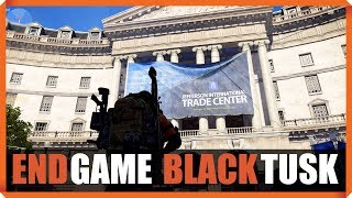 The Division 2 | BLACK TUSK | END GAME | Jefferson Trade Center Final Assault | Level 32