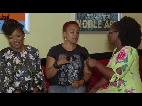 Keep It Colorful: Erika Alexander and Kim Fields