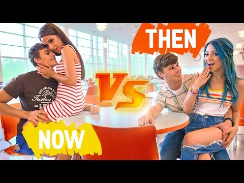 Thumbnail: High School Relationships NOW vs THEN!! Back to School 2017!
